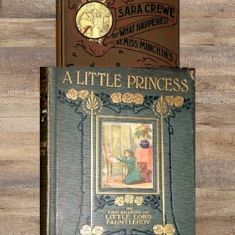 A Little Princess & Sara Crew Books